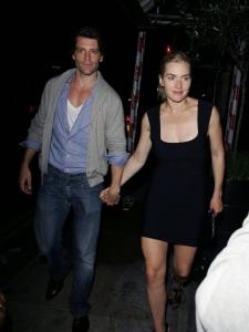 Kate Winslet un viņas jaunais draugs Modelis!