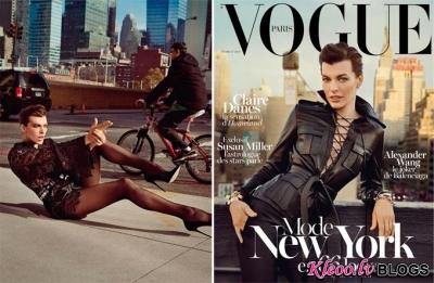 Vogue Paris .