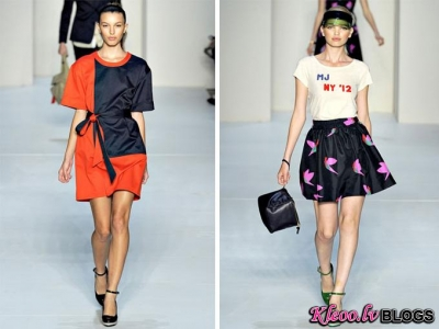Marc by Marc Jacobs pavasaris 2012.