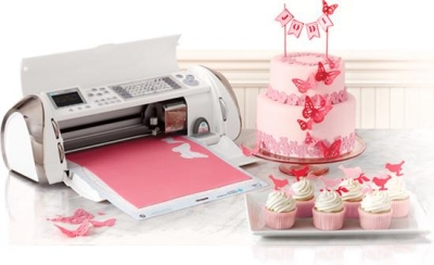 Принтер, печатающий конфеты и бабочек