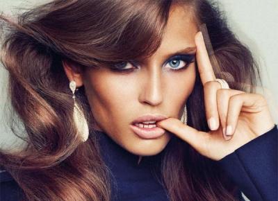 Bianca Balti priekš Harper's Bazaar Spain