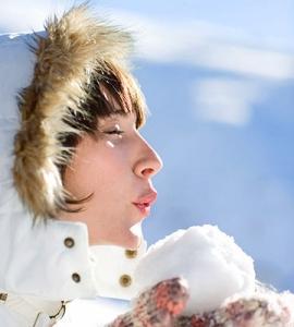 Aromakosmētika ziemas laikā