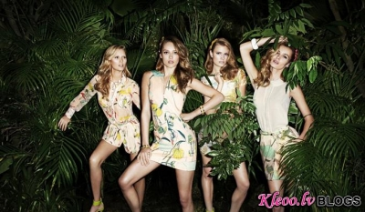 H&M Conscious Collection (Season: Pre-Summer 2012).