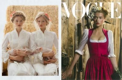 Vogue laukos