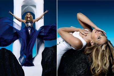 """Kylie Minogue – """"Aphrodite"""" mūzikas albuma fotosesija"""