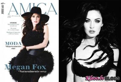 Amica Magazine septembrī.