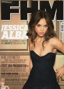 Jessica Alba FHM