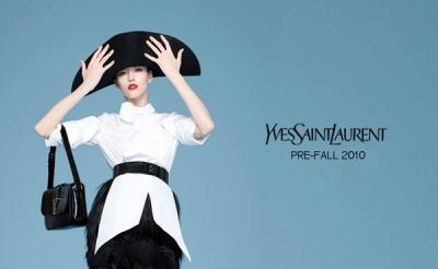 Yves Saint Laurent kolekcija 2010