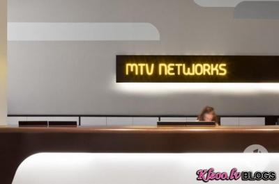 MTV ofiss Berlīnē.