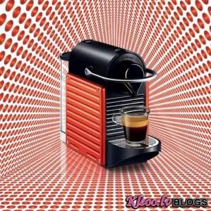 Kafijas automāts  Pixie no Nespresso.