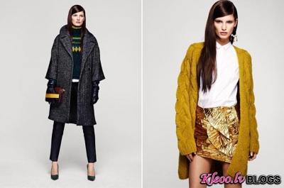 H&M rudens 2012 .