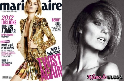 Marie Claire Spain.