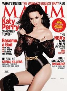 Katy Perry - Maxim, 2011. Janvāris, USA