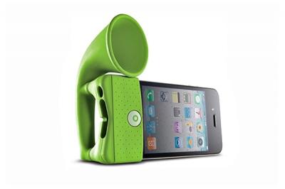 Bone Horn Stand skaļrunis priekš iPhone