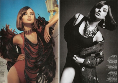 Miranda Kerr Vogue Spain