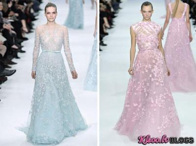 Elie Saab (pavasaris 2012 Couture).