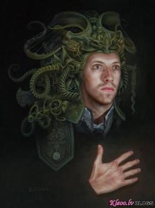 Heidi Taillefer  - mākslinieks no Monreālas.