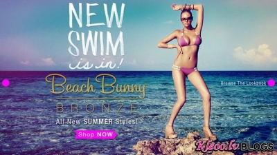 Beach Bunny 2012 Bronze Collection .