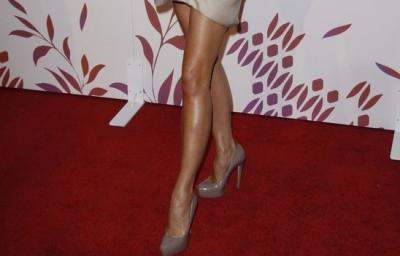 Holivudas nāvējoši seksīgākā kājas!