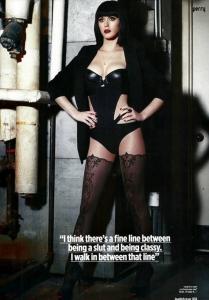 Katy Perry – Loaded Magazine (Janvāris 2011)