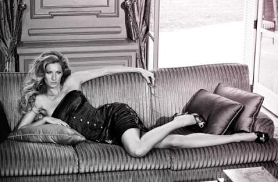 Gisele Bundchen oktobra Vogue Brazil