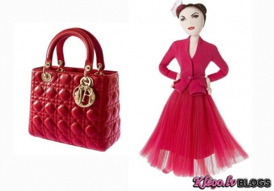Dior's Christmas .