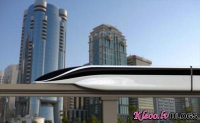 Vilciens  «EOL Maglev Train»