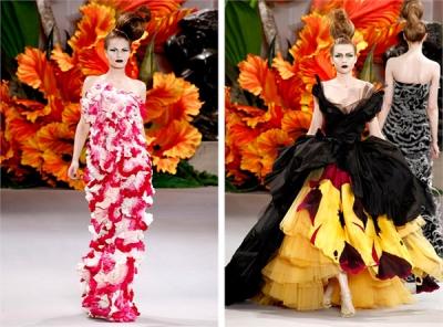 Christian Dior - augstās modes nedēļa Parīzē