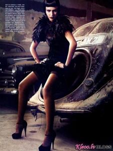 Jessica Alba – Vogue Italy žurnālam (Aprīlis 2011)