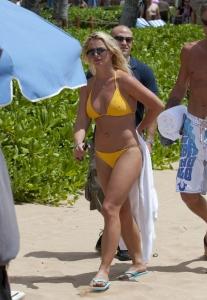 Britney Spears Havaju salās