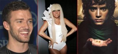 Lady Gaga, Justin Timberlake & Usher are DEAD!!!