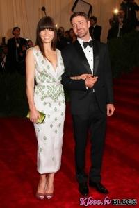 Джессика Бил и Джастин Тимберлейк поженятся в выходные