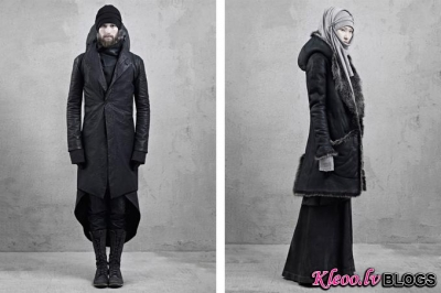 """Pilgrim"" Fall/Winter 2012 no InAisce ."