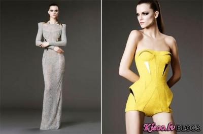 Atelier Versace pavasaris - vasara 2012.