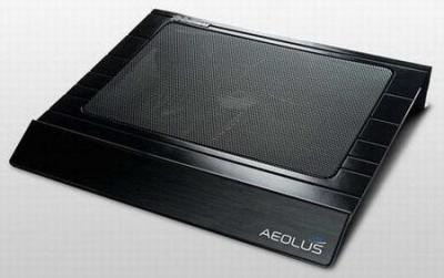 Подставка Enermax Aeolus N14 не даст ноутбуку перегреться