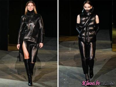 New York Fashion Week: Alexander Wang rudens 2012.