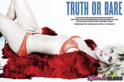 V Magazine.
