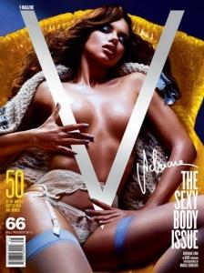 Rudens V Magazine vāks