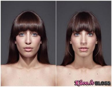 Симметричные лица