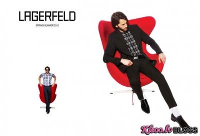 Lagerfeld pavasaris - vasara 2012.