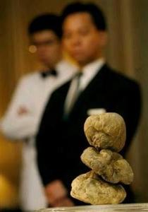 Игорный магнат потратил $330 тысяч на гриб