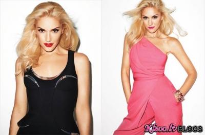 Gwen Stefani fotosesijā Harper's Bazaar .
