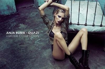 Anja Rubik priekš Quazi