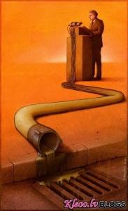Карикатурист Pawel Kuczynski