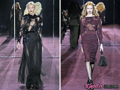 Gucci Fall 2012 | Milan Fashion Week.