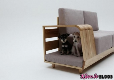 Dīvāns Dog House.