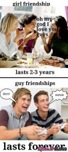 Starpība starp vīriešiem un sievietēm bildēs