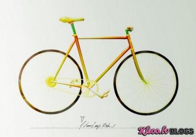 """""""I heart my bike!"""""""
