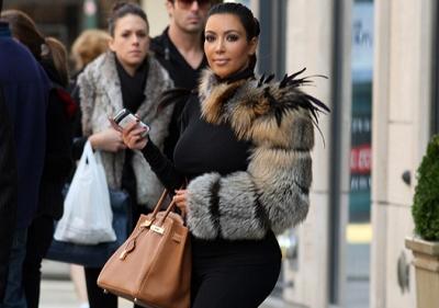 Ким Кардашьян: и смех, и мех