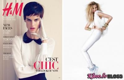H&M Magazine.